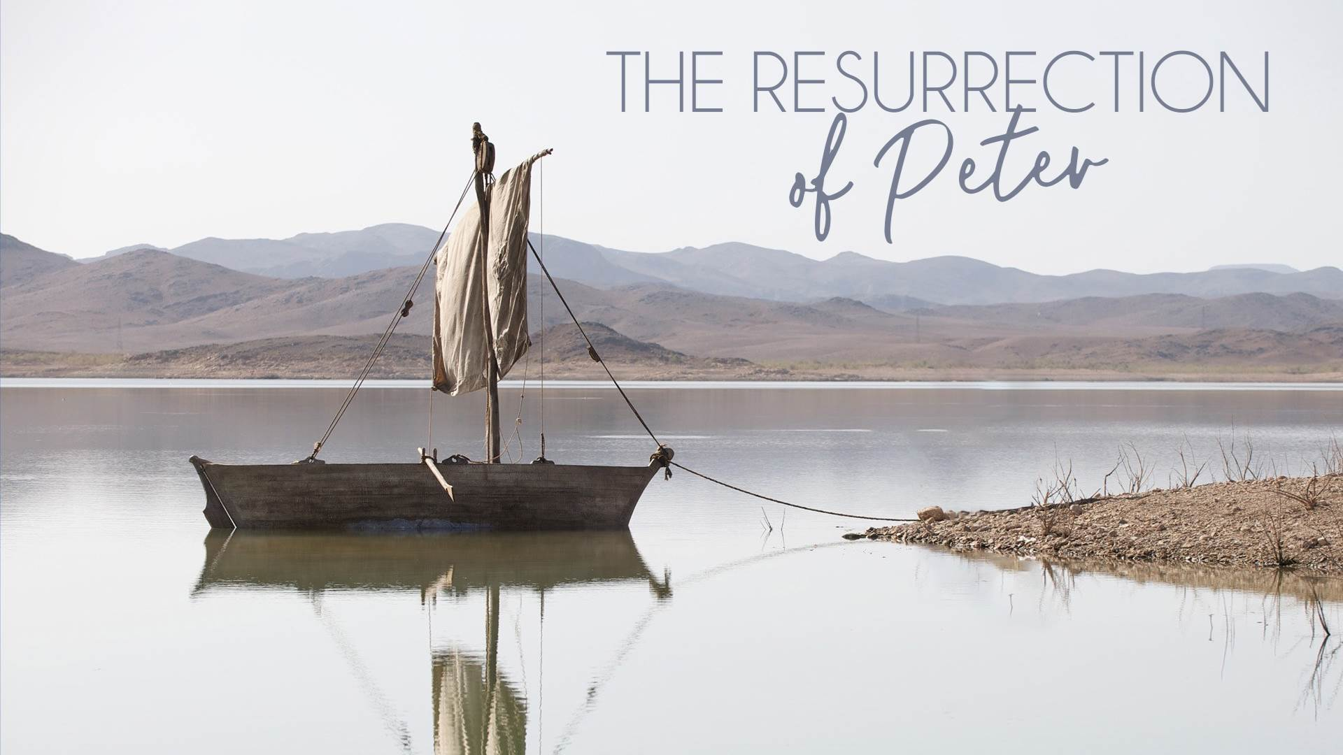 Resurrection of Peter_Easter2019