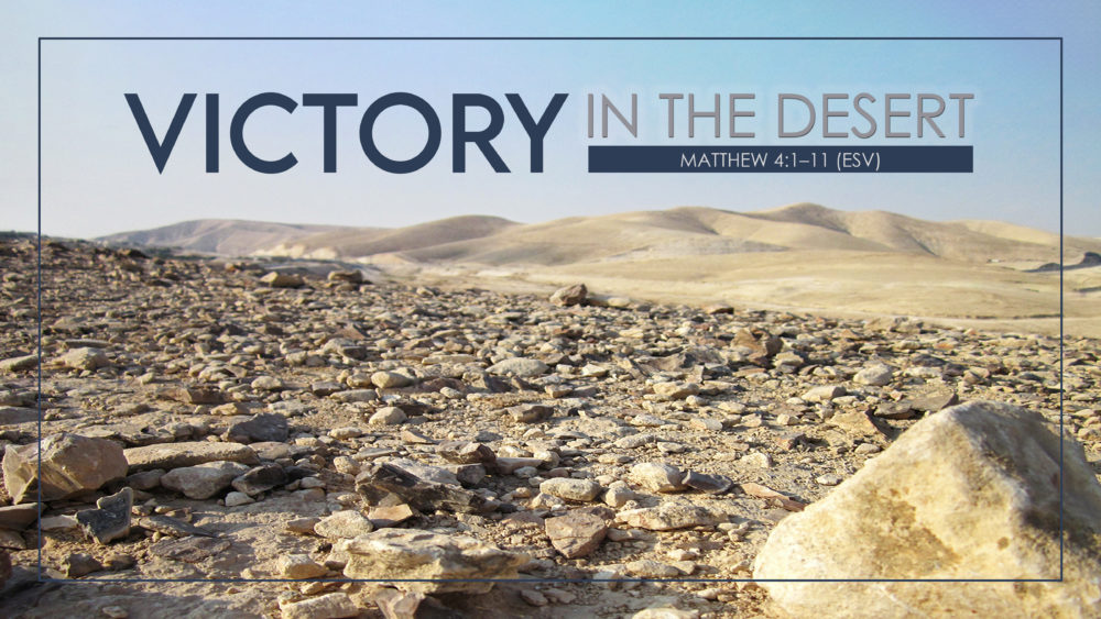 Victory in the Desert Image