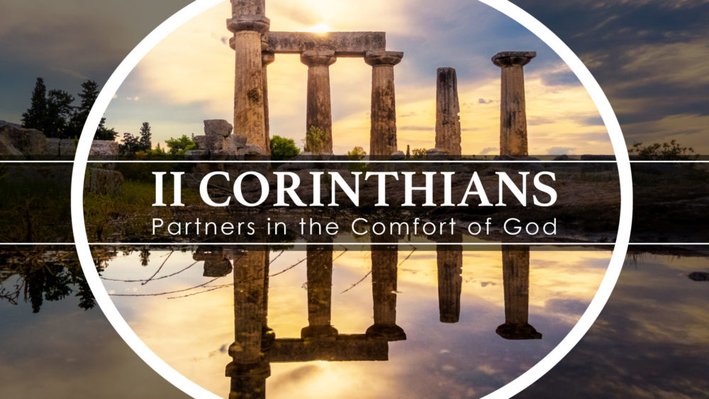 Partners in the Comfort of God Image