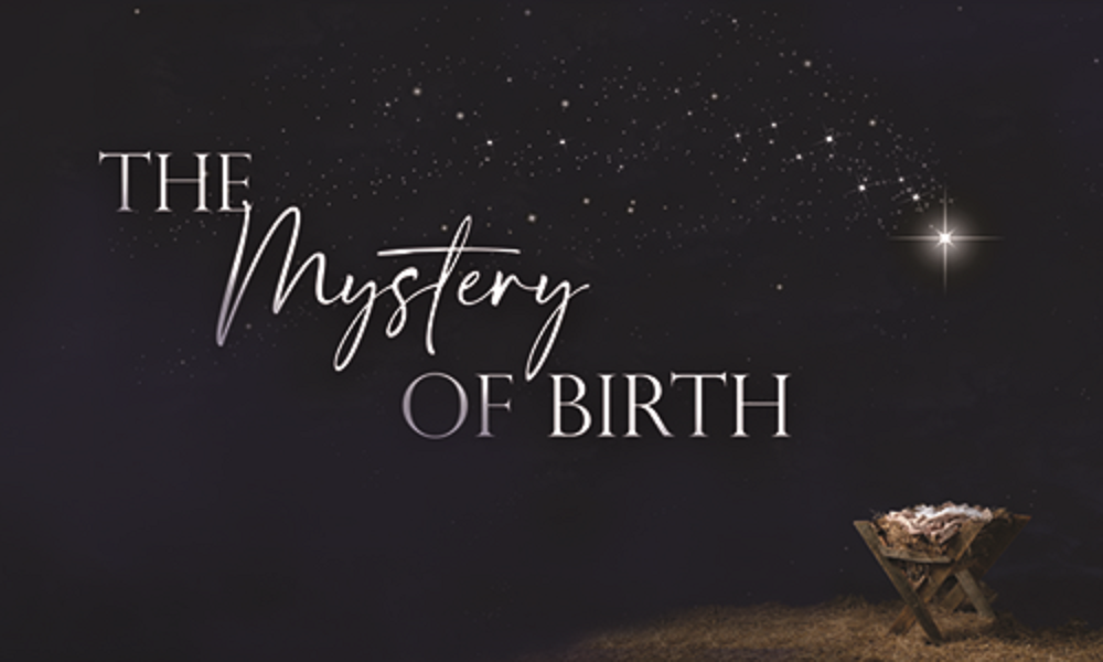 The Mystery of Birth Image