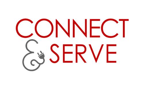 Connect & Serve 500x300b