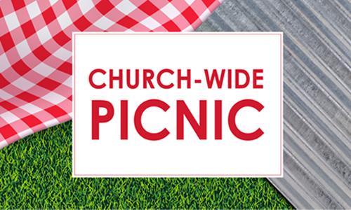 Church Picnic 500x300