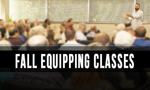 Fall Equipping Classes 500x300b