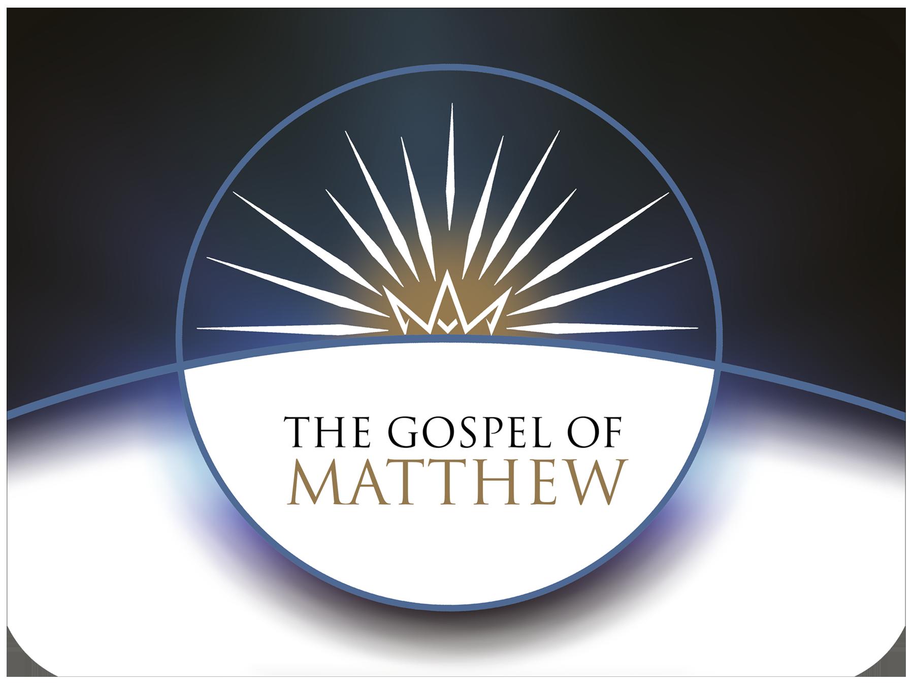 Gospel of Matthew_website homepage